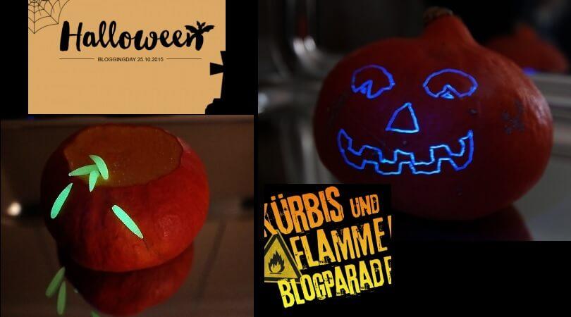 Kürbis und Kaltes Feuer : Halloween