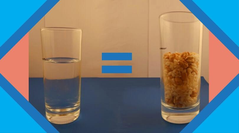 Von der verschwundenen Flüssigkeit zum Stoffteilchenmodell