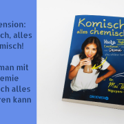 """Cover """"Komisch, alles chemisch!"""""""