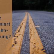 Wie funktioniert Fahrbahnmarkierung?